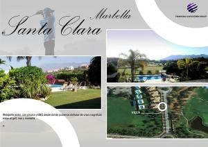 Publicidad dossier villas Marbella