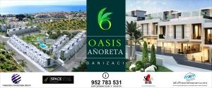Publicidad cartel 6x2,5 Urbanización Oasis Añoreta