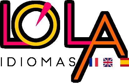 Logotipo Lola Idiomas peque